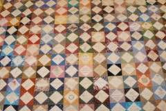 Dear Jane Signature block swap quilt