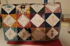 Sewing machine cover from  Maria IJsselstein