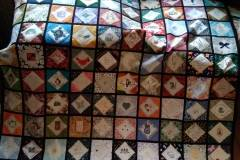 The Siggy Quilt from Willy Pieters